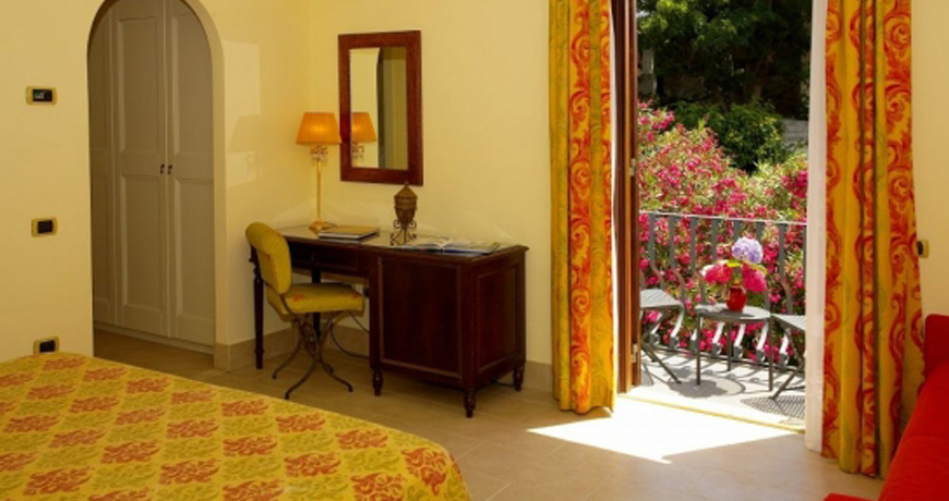 grand hotel arciduca lipari junior suite